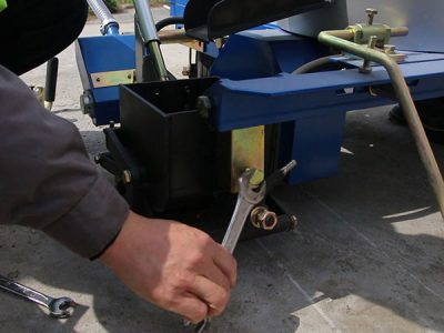 Is the thickness of marking line adjustable?