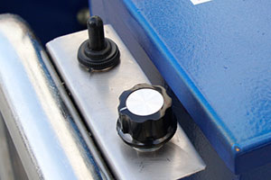 Motor controller & Speed button