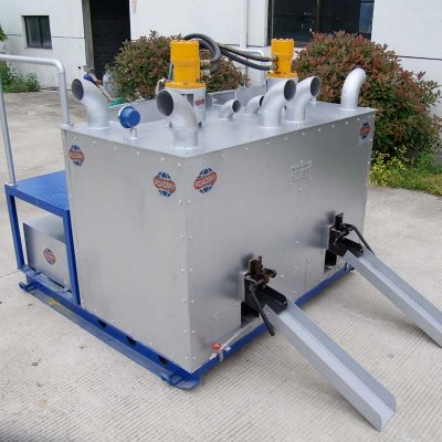 RS-4A Double Tank Thermoplastic Preheater