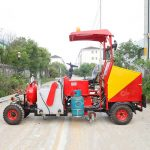 automatic themoplastic road marking machine