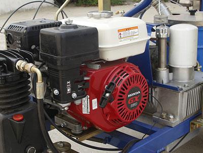 line striper engine