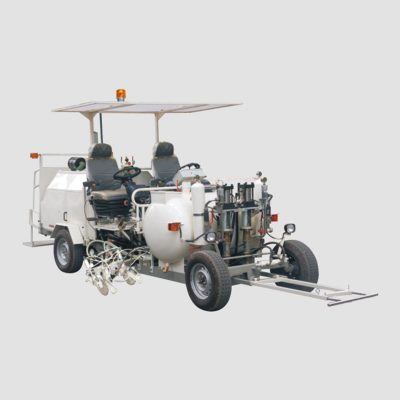 Automatic Cold Paint Road Marking Machine