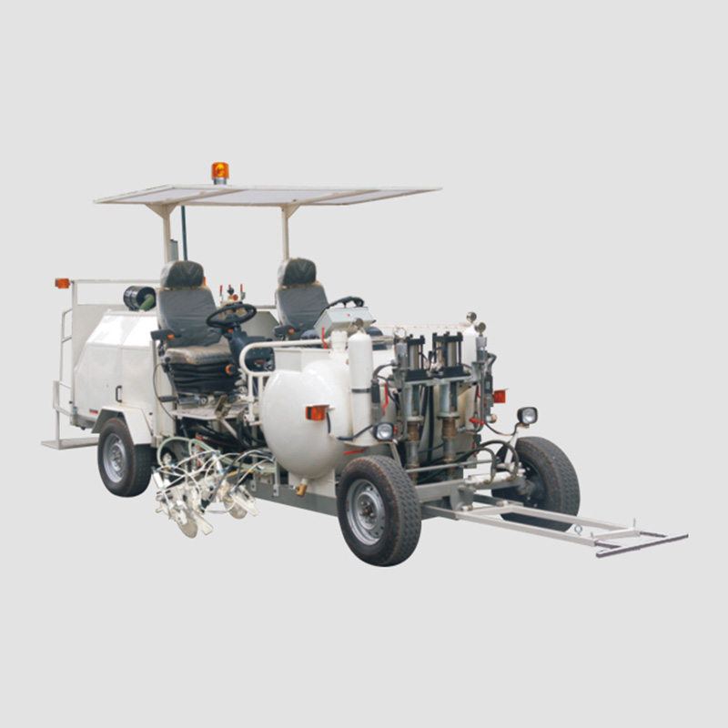 Automatic Cold Paint Road Marking Machine Roadskymarking