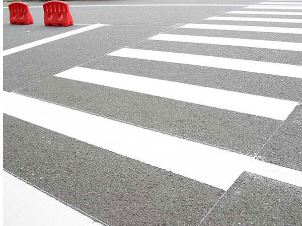 How To Mark Zebra Crossing Line Nanjing Roadsky Traffic Facility