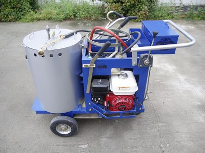 The Most Important Components Affecting the Whole Performance of Thermoplastic Line Marking Machine